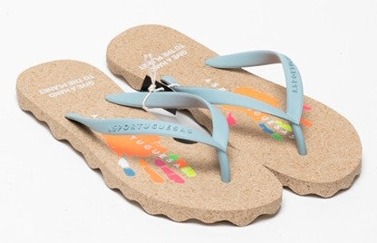 Asportuguesas Flip Flops Blue-Multi