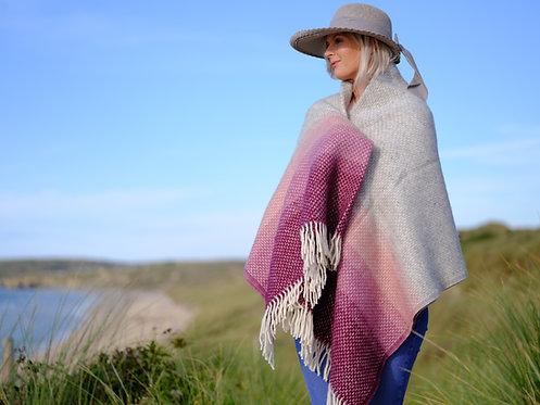 Porthgwidden Beach St Ives Pure New Wool Blanket