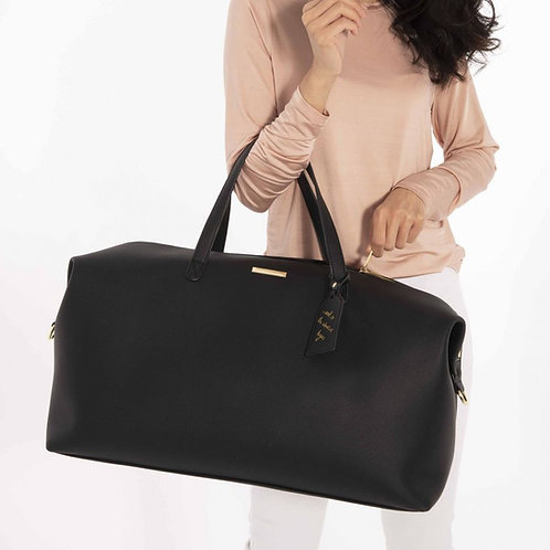 Katie Loxton Weekend Holdall Bag Black