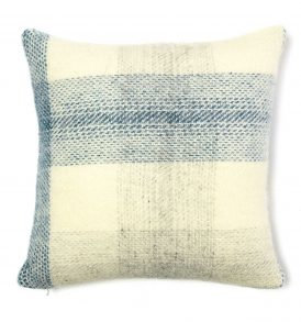 Porthleven Harbour Pure New Wool Cushion