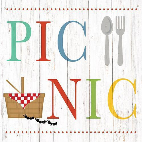 Picnic Lunch Napkins