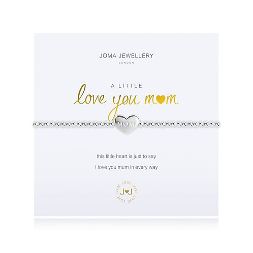 'A Little Love You Mum' Bracelet