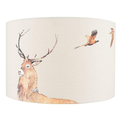 Jenny Worrall Deer Linen Shade