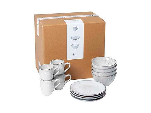 Broste Nordic Sand Breakfast Set