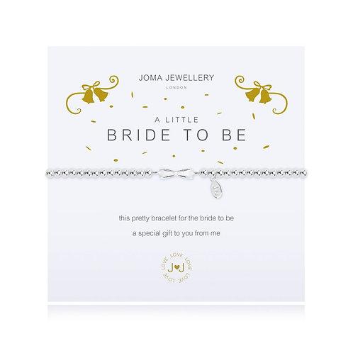 'A Little Bride To Be' Bracelet