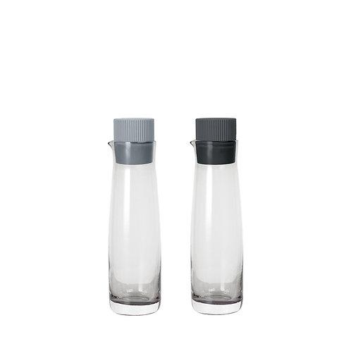 Oil and Vinegar Set Sharkskin/Magnet OLVIGO