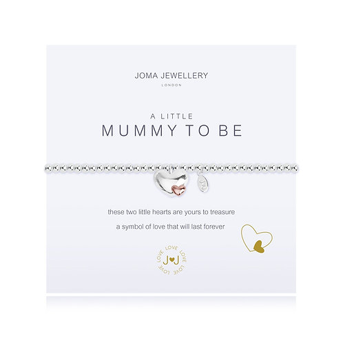 'A Little Mummy To Be' Bracelet
