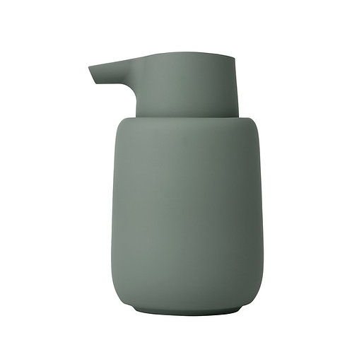 sono soap dispenser agave green sand cornwall