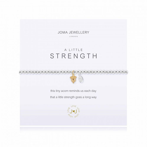 'A Little Strength' Bracelet