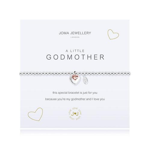 'A Little Godmother' Bracelet