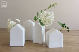 Mini Bud Vases Garden Houses