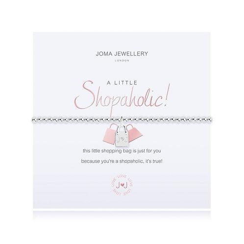 'A Little Shopaholic' Bracelet