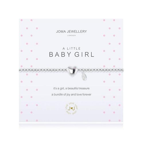 'A Little Baby Girl' Bracelet