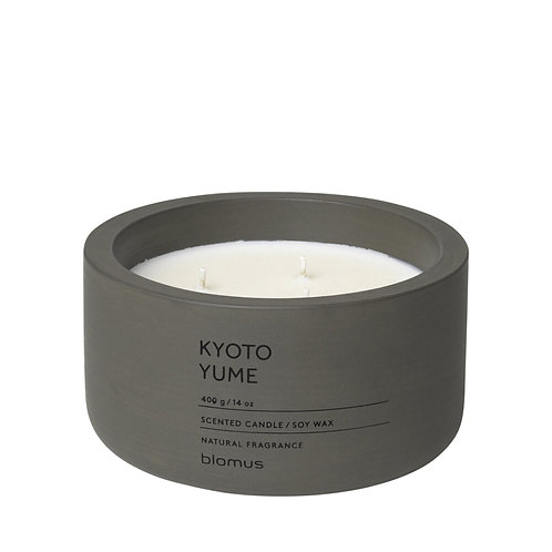 Blomus Scented Candle XL Kyoto Yume Scented Candle