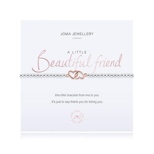 'A Little Beautiful Friend' Bracelet