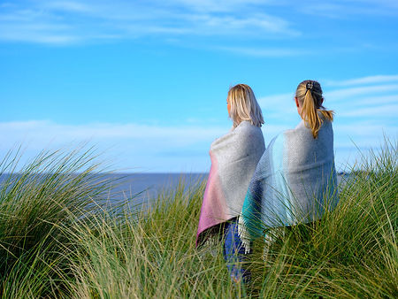 stives beach blanket by tweedmill textil