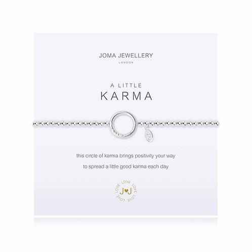 'A Little Karma' Bracelet