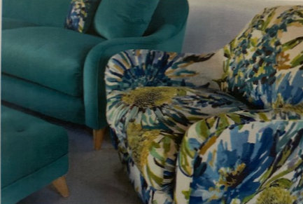 side view of a joplin chair siren sand cornwall stives