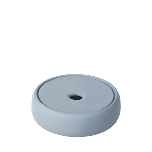 sono storage box/soap dish ashley blue