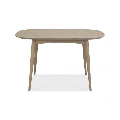 Dansk Scandi Oak 4 Seater Dining Table