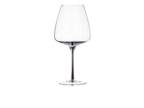Broste Red Wine 'Smoke' Glass set of 4