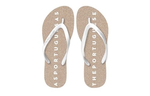 Asportuguesas Flip Flops White