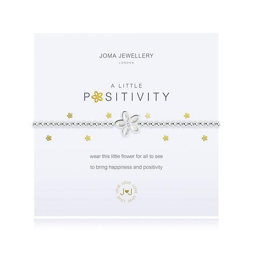 'A Little Positivity' Bracelet