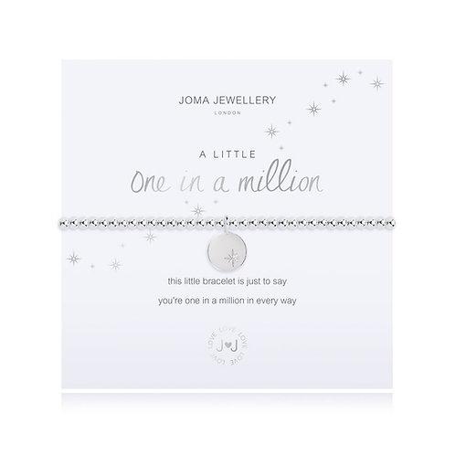 'A Little One In A Million' Bracelet