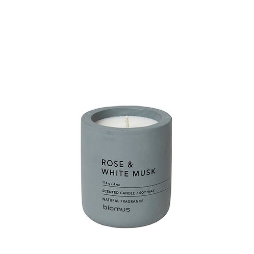 Fraga scented candle S rose & white musk