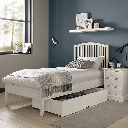 Ashby White Bedstead