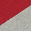 Thumbnail: Knitted Alpaca Wool Blanket Grey & Red