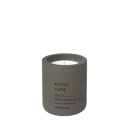 Fraga scented candle S tarmac kyoto yume