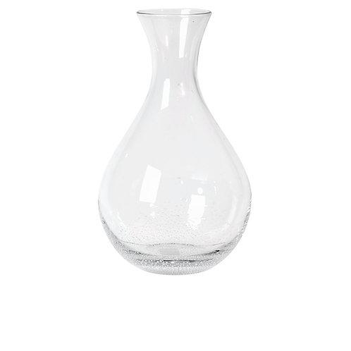 DECANTER 'BUBBLE' GLASS