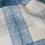 Coastal Pure New Wool Porthleven Check tweedmill Blanket sand cornwall