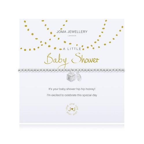 'A Little Baby Shower' Bracelet