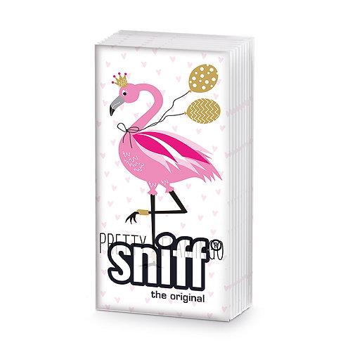 Sniff Pretty Flamingo Tissues