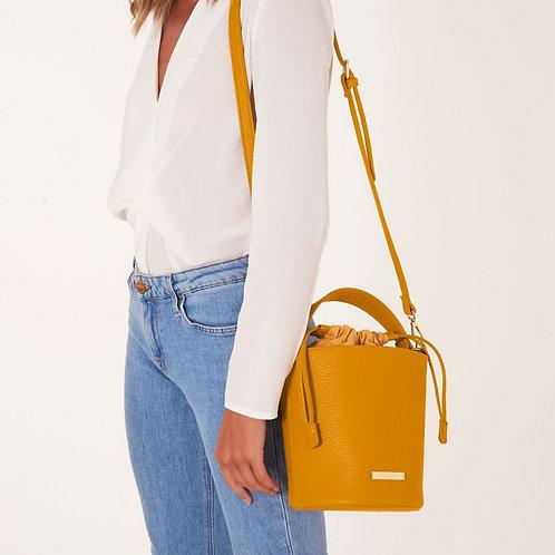 Katie Loxton Amara Cross Body Bag Ochre