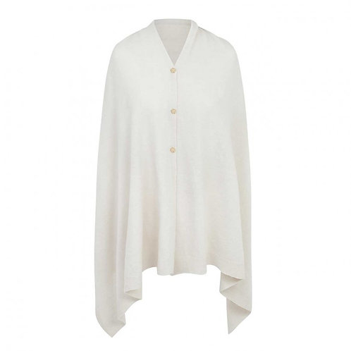 EVE MULTI WAY PONCHO / CREAM