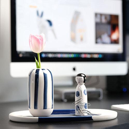Porcelain Magnet Doll