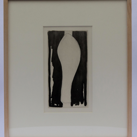 27. Leg (b), 1976 Jambe 10 5/16 x 5 3/8 in. Etching and lift-ground aquatint