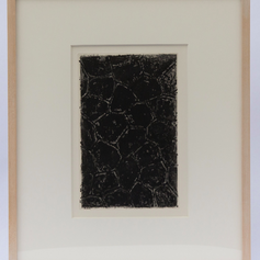 31. Flagstones (a), 1976 Flagstones 10 1/2 x 7 1/16 in. Etching, lift-ground aquatint and burnishing