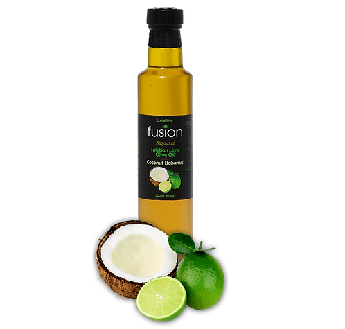 Tahitian Lime Olive Oil & Coconut Balsamic