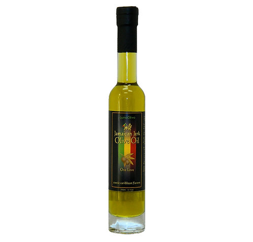 Jamaican Jerk Olive Oil