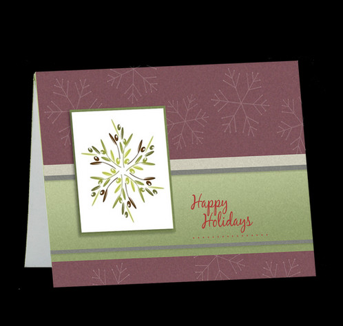 Holiday gift card with your personalized message luna olivo holiday gift card with your personalized message negle Choice Image