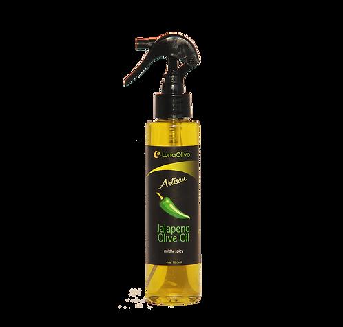 Jalapeno Olive Oil Spritz