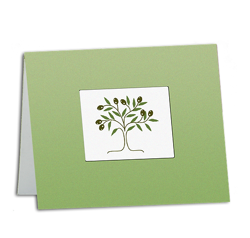Greeting Card with Your Personalized Message