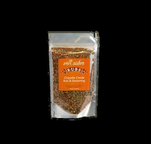 Louisiana Creole Rub & Seasoning