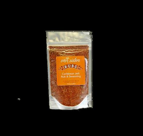 Caribbean Jerk Rub & Seasoning