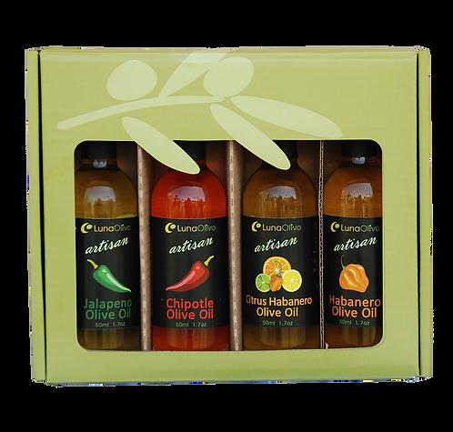 Spicy Quadra Set