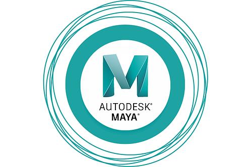 Autodesk Maya 3D Certified Course